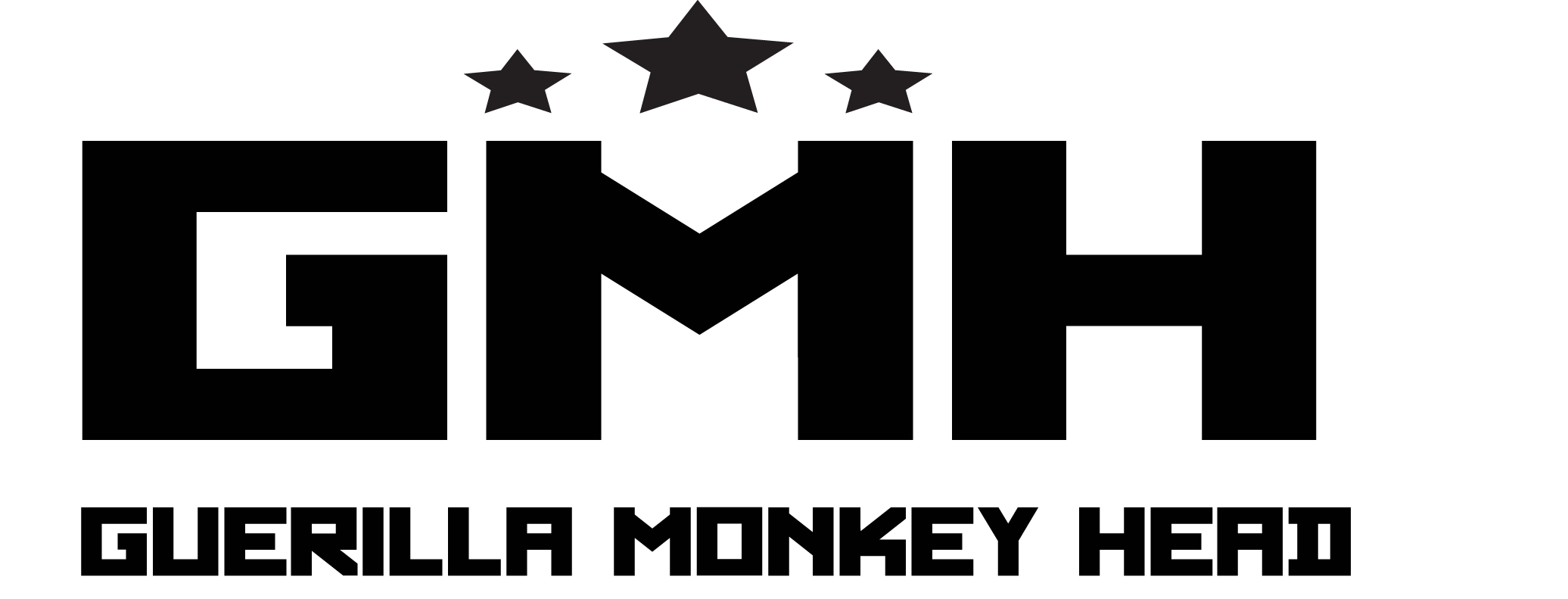Guerilla Monkey Head